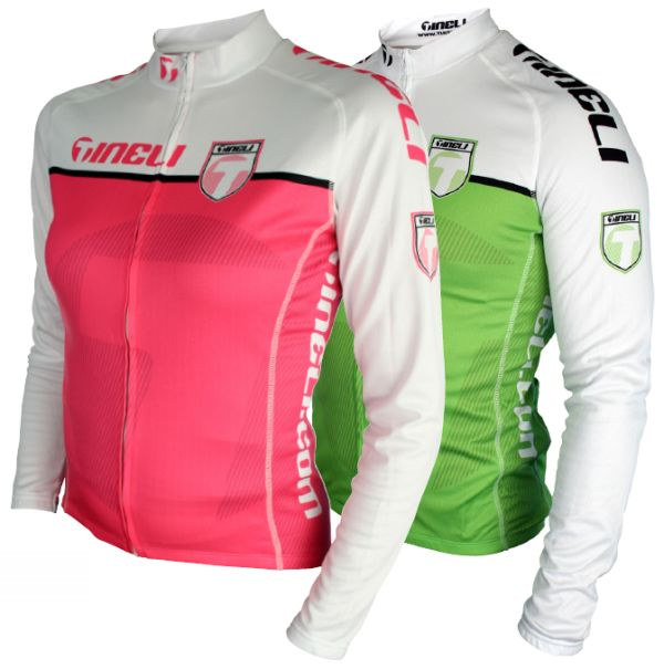Tineli Team Long Sleeve Jerseys