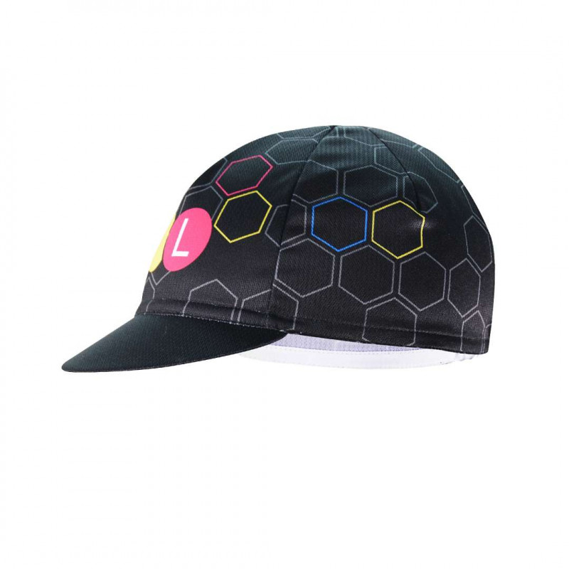 LifeofBikes ACC0011 Left1 WEB Cycling Cap