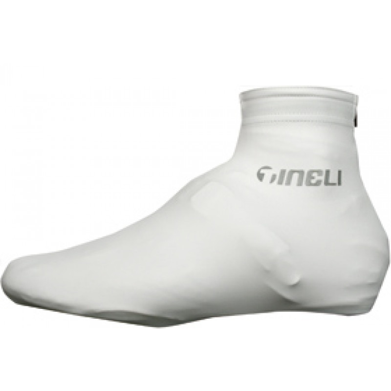 603 Lycra shoecover white s Lycra Shoe Covers