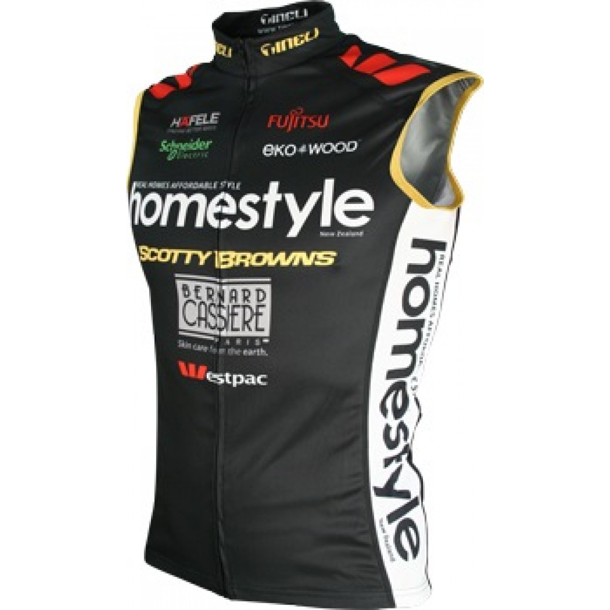 custom sleeveless cycling jersey homestyle 280 x 350px Sleeveless Jersey