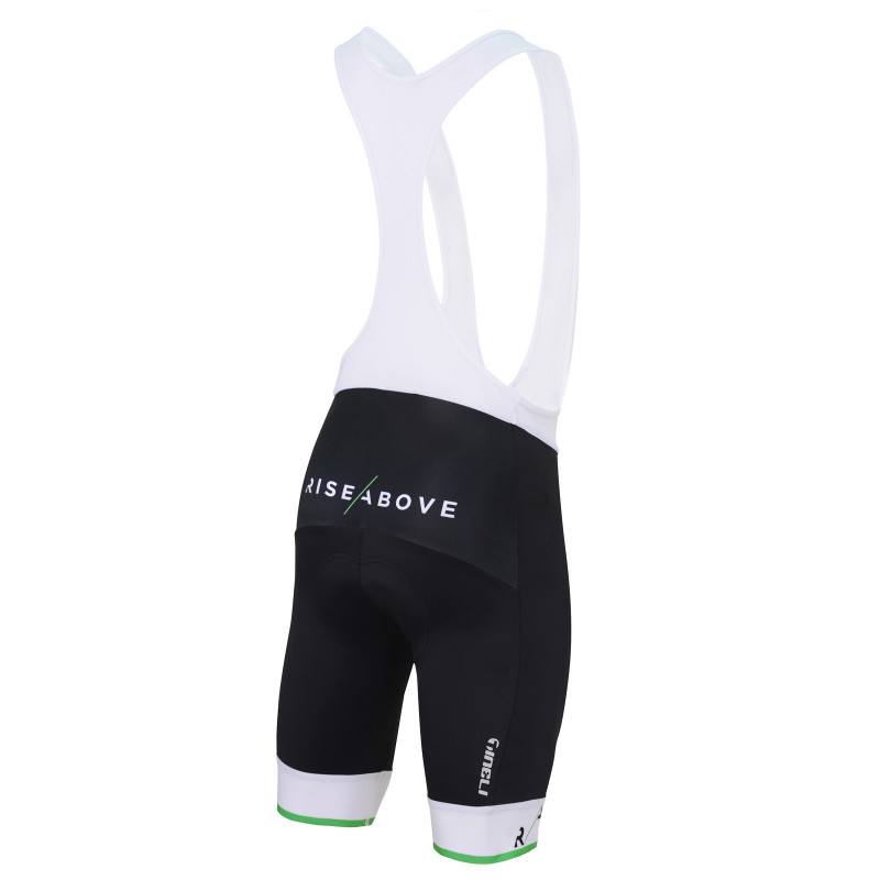 riseabove bibshorts BACK Race Elite Bib Shorts