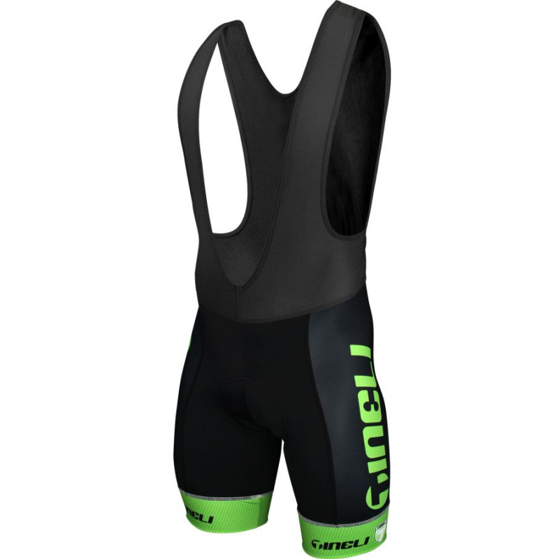 002 Tineli bibshorts green 2010 Tineli Team Bibs