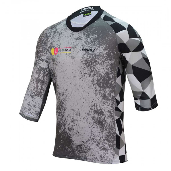 3/4 Sleeve Trail Jersey