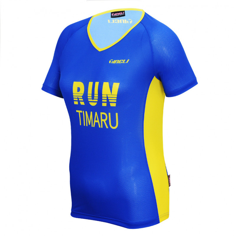 Run Timaru RUW1006 Front WEB Running T-Shirt