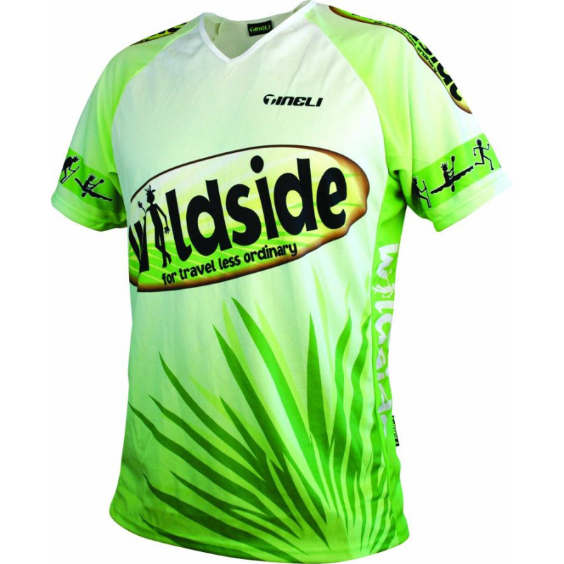 wildside shirt Running T-Shirt