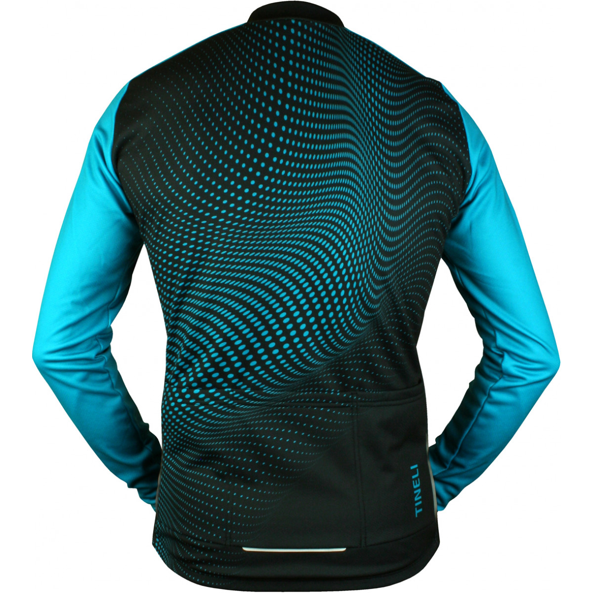 458 wave intermediate back cutout Wave Intermediate Jacket